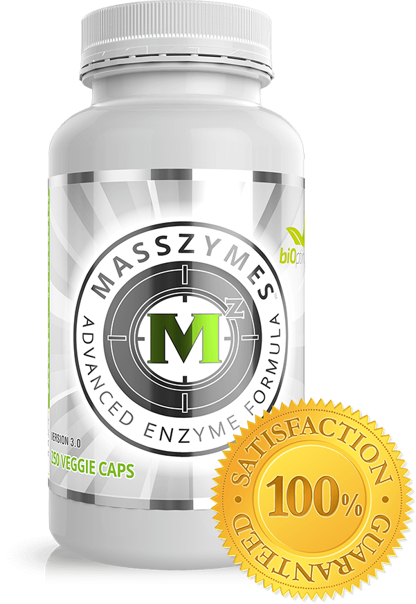 masszymes digesting meat