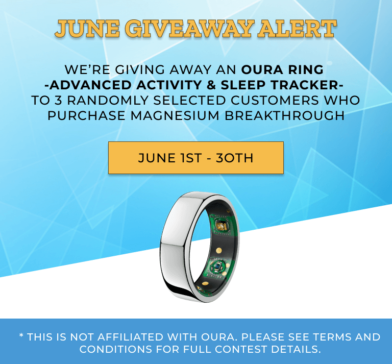 Free Oura Ring