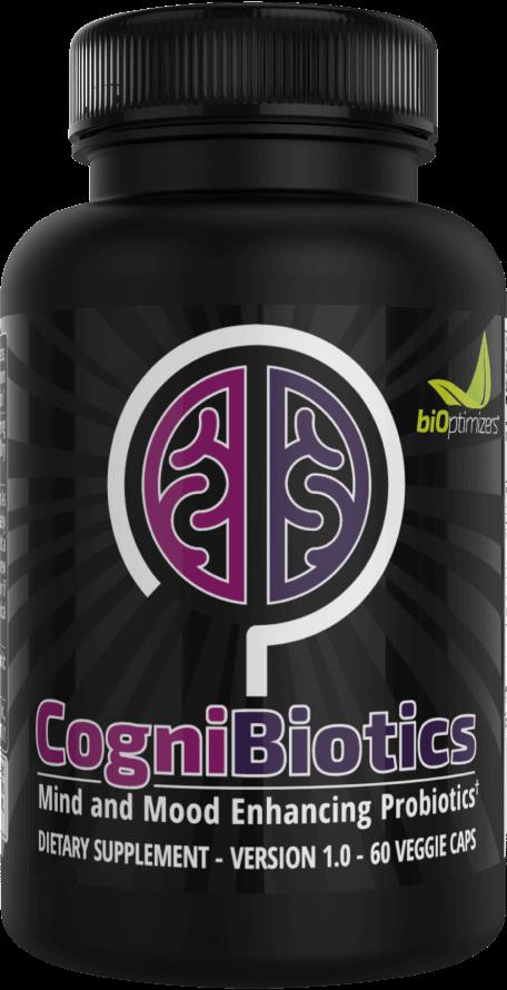 CogniBiotics | Brain and Mood Enhancing Probiotic
