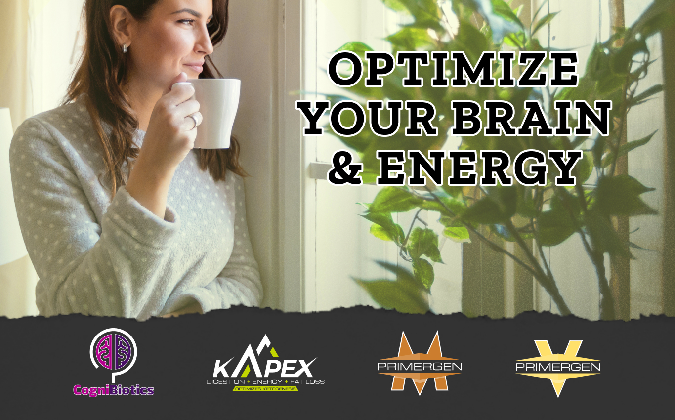 Optimize Your Brain and Energy