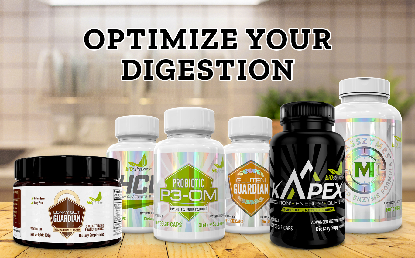Optimize Your Digestion